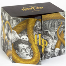 Coffret collector – Harry Potter, I à VII