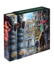 Harry Potter – Le grand livre pop-up du Chemin de Traverse